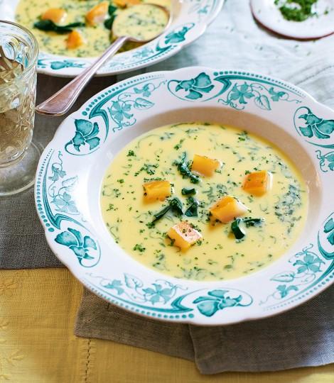 Supa De Peste Cu Verdeata Si Spanac
