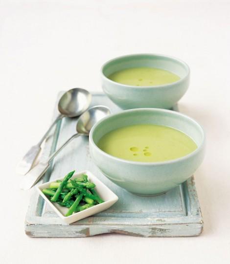 Supa Gazpacho Cu Sparanghel