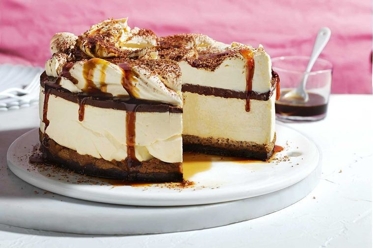 Tiramisu Cheesecake, Mixul Perfect Intre Tiramisu Si Cheesecake