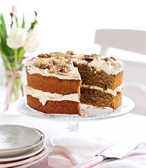 Tort Cu Cafea Si Crema Tiramisu