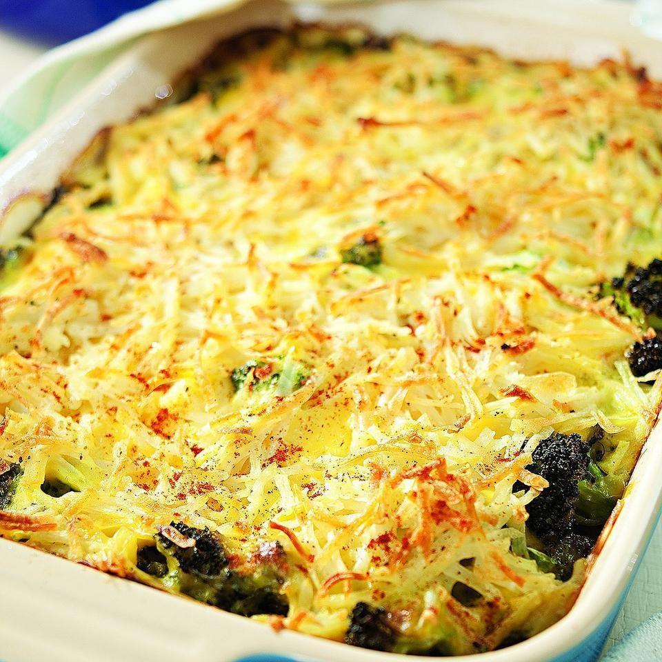 Vita Cu Broccoli Si Cartofi La Cuptor